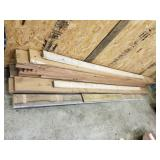 "Lumber Up to 133"" Long"