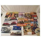 Automotive Magazines & Literature