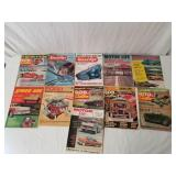 Vintage Automotive Magazines