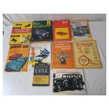 Automotive Books & Literature