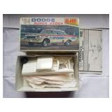 1964 Dodge Super Stock Model Unbuilt Jo-Han