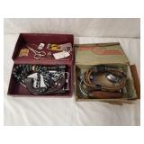 Vintage Travel Iron Kits