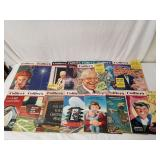1953-54 Colliers Magazines 15pcs
