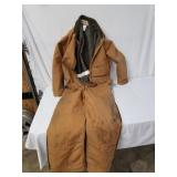 Schmidt Coveralls Mens Size XX Used