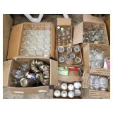 Canning Jars 1 Lot
