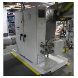 Heat Exchange And Transfer (H.E.A.T.) Model CHP1254-200-59S-483 Hot Air Heater