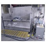 High Pressure Steam Cleaning Station