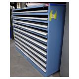 StorLoc Heavy Duty 10-Drawer Cabinet