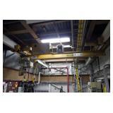 Contrx Industries 2-Ton Overhead Hoist System