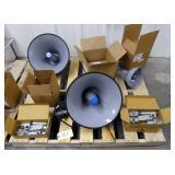 Gai-Tronics Loudspeaker Components