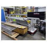 "2012 120"" Appleton Model P510 Programmable Automatic Core Cutter"