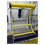 Automatic Handling Roll Kicker