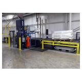 Lantech Roll Wrapper And Conveyor