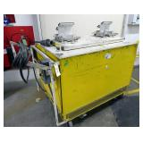 Die Plate Lift Cart