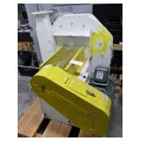 7.5 HP American Fan Company Model AVP-6 Material Handling Fan