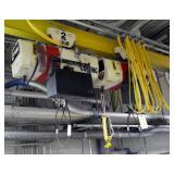 4-Ton Coffing Overhead Hoist System