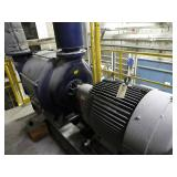 100 HP Spencer Power Mizer Series 3500 Model CS32R561A1 2-Stage Centrifugal Pressure Blower