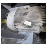 200 HP General Electric AC Motor