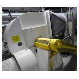 60 HP Trane Model 83 Size 40 Centrifugal Fan