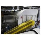 100 HP Buffalo Forge Company Size 730 Centrifugal Fan