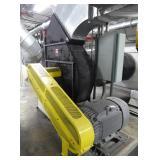 200 HP Buffalo Forge Company Size 890 Centrifugal Fan