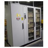 2-Sided 6-Door Enclosure with Allen-Bradley Components