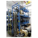Steel Storage Systems Model 4T-3G-30X30R-12
