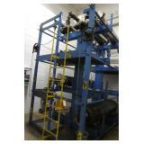 Steel Storage Systems Model 4T-3G-30X30R-9