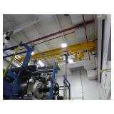 Vesco Cranes 6-Ton Overhead Crane and Hoists