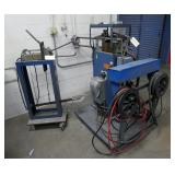 Miller Model MPS-20 AFT Spot welder