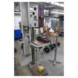 H.M. Machinery Type A 3008 W Drill Press