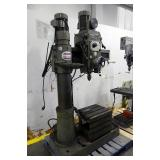Kao Ming Industrial Model KMR-700DS Radial Arm Drill