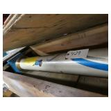 """72"""" Mount Hope Fixed Bowed Roll - NEW"""