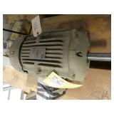 15 HP General Electric AC Motor