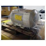 40 HP General Electric AC Motor