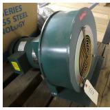5 HP Baldor-Reliance AC Motor Cooling Fan