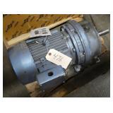 5 HP Brook Crompton Gearmotor