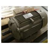 20 HP General Electric AC Motor