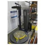 Lantech Q300 Semi-Automatic Stretch Wrapper