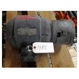 2 HP Reuland AC Motor
