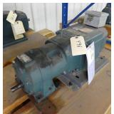 1-1/2 HP Reliance Electric DC Gearmotor