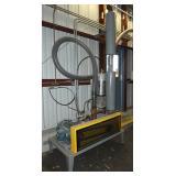 15 HP Vacuum Power Unit/Vacuum Pump
