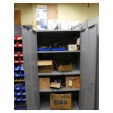 Steel Cabinets With Contents