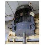 100 HP General Electric AC Motor