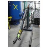 Ruger Portable 500 Lb. Hydraulic Crane