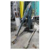 Ruger Portable 600 Lb. Hydraulic Crane