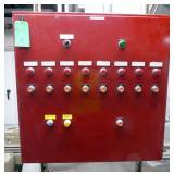8-Zone CO2 Fire Suppression System