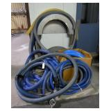 Assorted Flexible Hose and Tubing