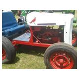 Worthington Golf course tractor