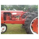 Wards -Chrysler engine Tractor